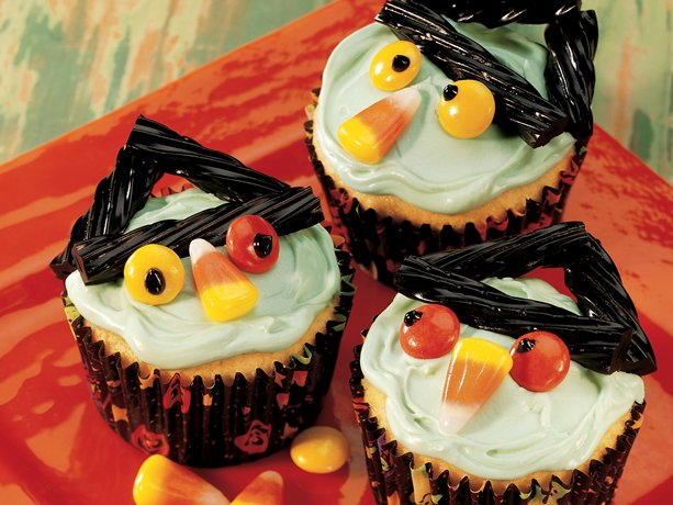 Witchly Cupcakes
