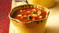 Gluten Free Spicy Gazpacho