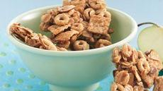 Cereal-Almond Brittle Recipe