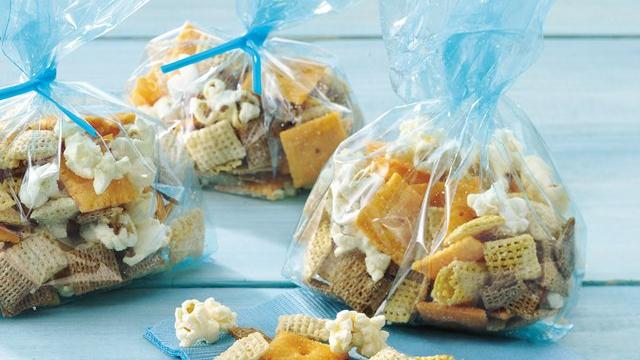Parmesan Cheese Chex Mix