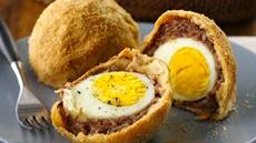 Crescent-Wrapped Scotch Eggs Recipe