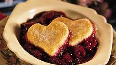 Old-Fashioned Berry Cobbler Recipe