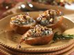 Roasted Rosemary-Gorgonzola Pears