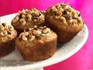 Cheerios® Banana-Raisin Muffins