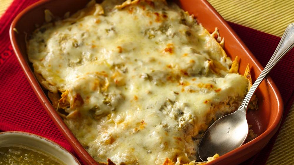 Easy Chilaquiles recipe from Pillsbury.com