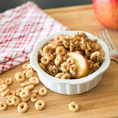 Apple Cinnamon Cheerios Crisp