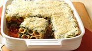 Layered Rigatoni Bake 