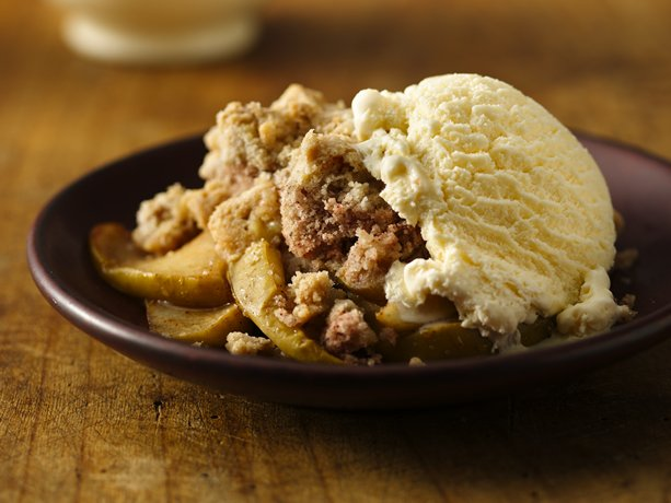 Image of Apple Crisp (gluten Free), Betty Crocker