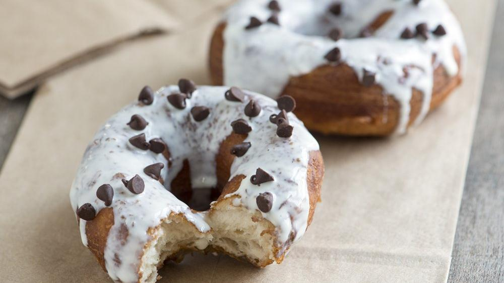 Gooey S'more Doughnuts recipe from Pillsbury.com