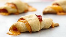 Ham and Cheese Crescent Roll-Ups Recipe