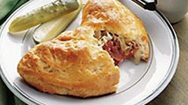 Grands!® Stuffed Reuben Sandwiches
