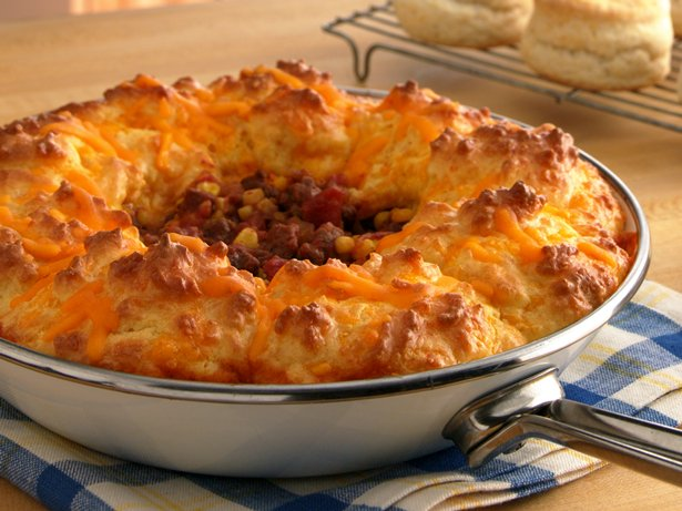 Southwestern Skillet Bake