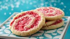Peppermint Swirl Cookies Recipe