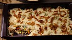 Turkey Leftovers Dinner Casserole Recipe