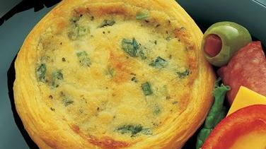 Italian Biscuit Flatbread