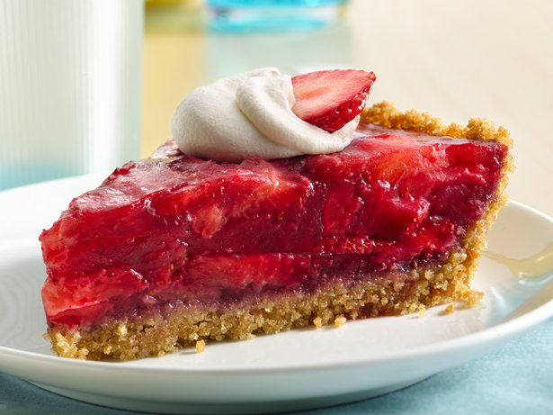 Gluten Free Easy Strawberry Pie