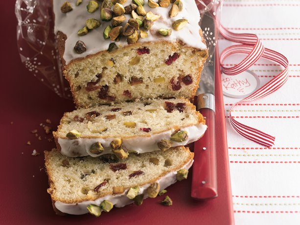 Image of Apple-cranberry-pistachio Bread, Betty Crocker