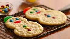 Spiral Snowmen Cookies Recipe