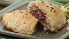 Corned Beef Biscuit Sandwiches Recipe