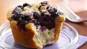 Blueberry Cream Cheese Mini Pies Recipe