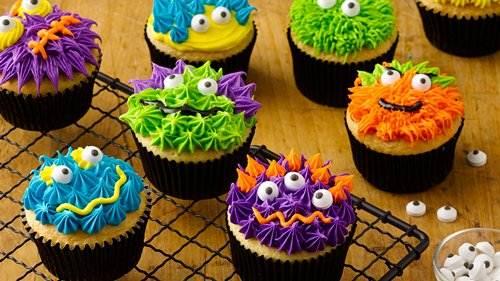 Halloween Monster Cake Recipe From Betty Crocker
