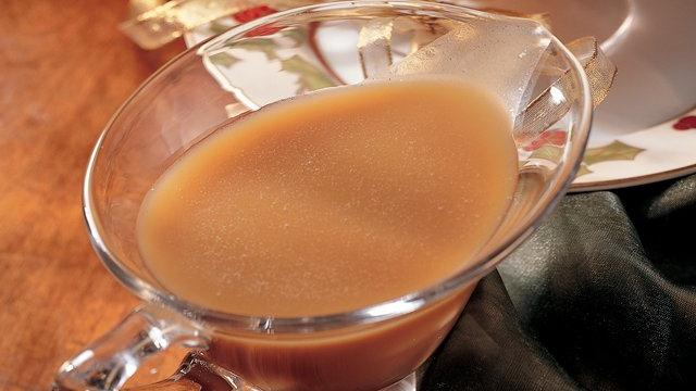 Hot Buttered Rum Sauce