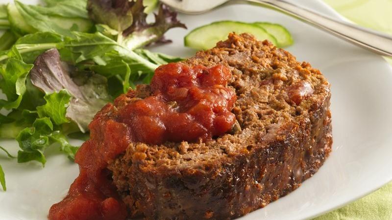 Salsa Meat Loaf