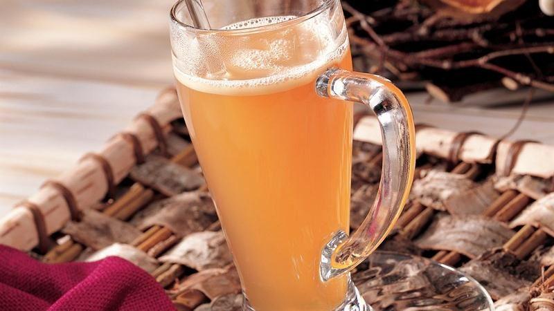 Buttered Rum-Spiced Cider
