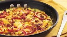 Bacon and Tomato Frittata Recipe