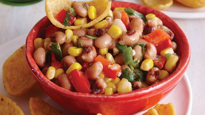 Black-Eyed Pea Dip recipe - from Tablespoon!