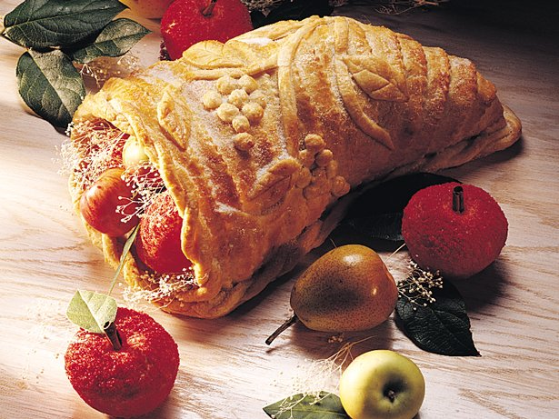 Pastry Cornucopia