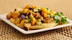 Carnitas Caliente with Stone-Fruit Salsa Recipe