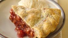 Sparkling Cherry Pie Recipe