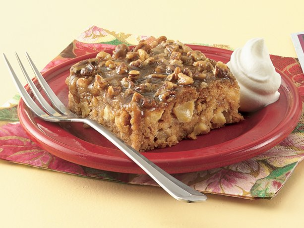 Image of Apple-pecan Dessert Squares, Betty Crocker
