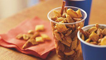 Slow Cooker Chex Party Mix