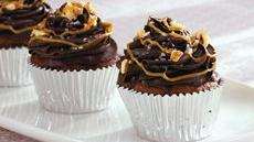 Salted Turtle Cupcakes Recipe