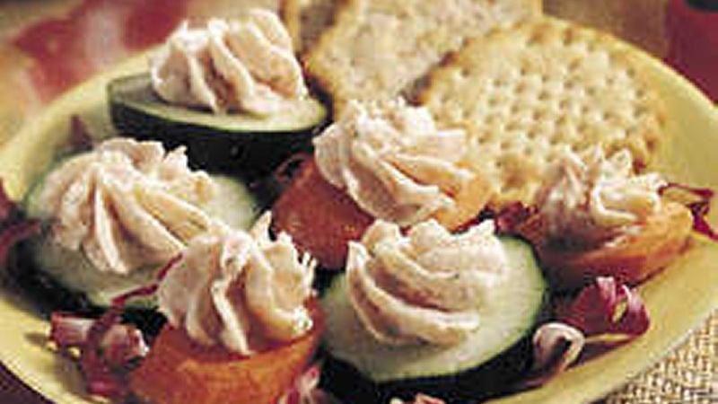 Salmon-Veggie Bites