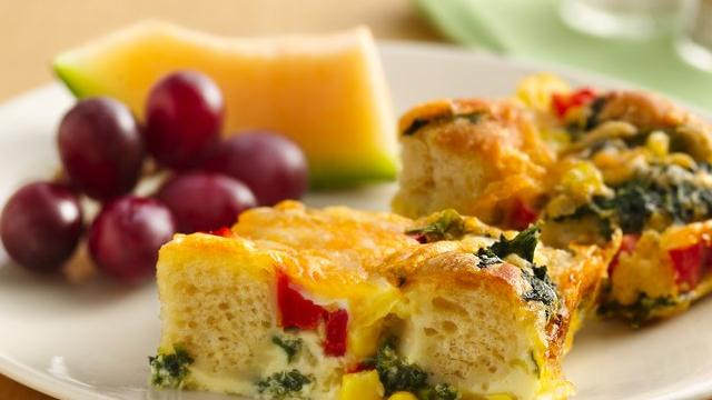 Veggie Egg Bake