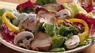 Southwestern Pork Salad