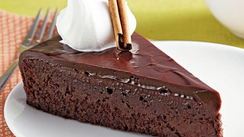 Chocolate Decadence Spice Cake