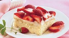Strawberry Shortcake Coffee Cake Recipe