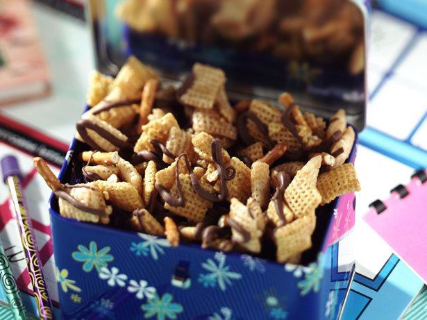 Gluten Free Chex School Fuel