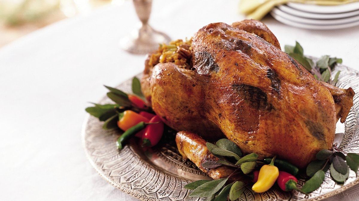 Southwestern turkey life made delicious for How to cook a 7kg turkey