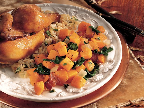 Butternut Squash Saut