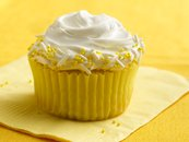 Lemon Burst Cupcakes