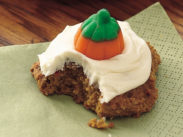 Easy Pumpkin Spice Cookies