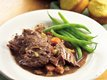 Slow Cooker Beef Roast with Bacon-Chili Gravy