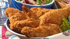 Oven-Fried Ranch Chicken Recipe