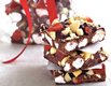 Strawberry Rocky Road Candy