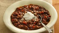 Turkey Mole Chili